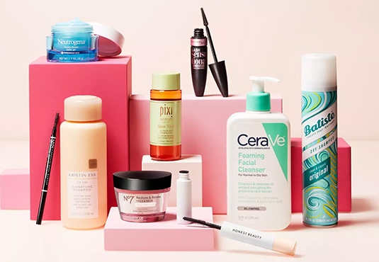 $10 to Spend on Beauty at Target Freebie