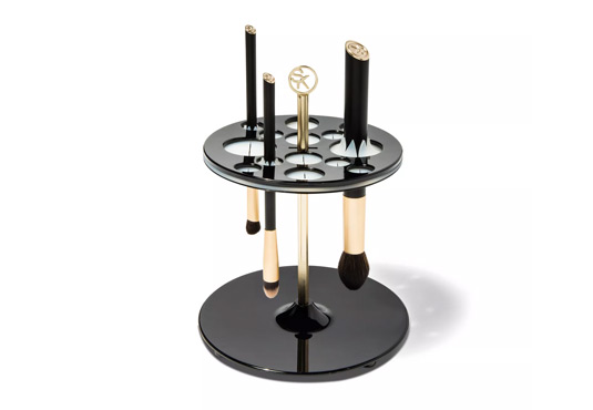 Makeup Brush Drying Rack Freebie