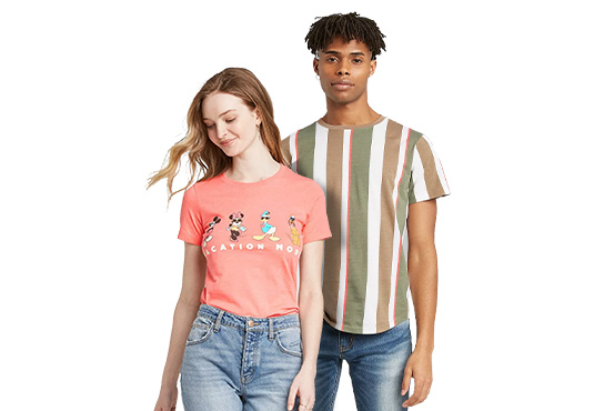 $10 to Spend on Clothing from Target Freebie