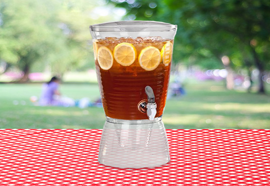 Beverage Dispenser Freebie