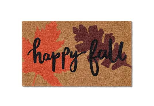 Fall Doormat Freebie