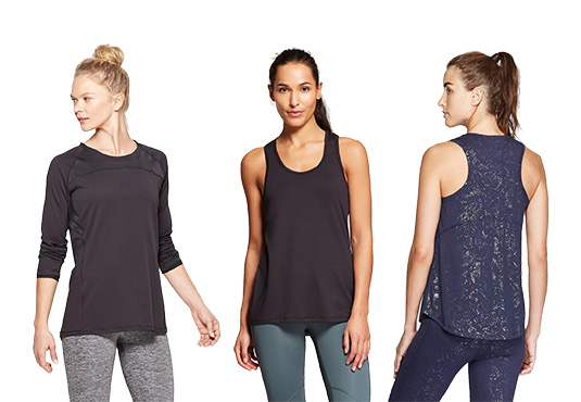 $15 to Spend on Activewear/Athleisure at Target Freebie