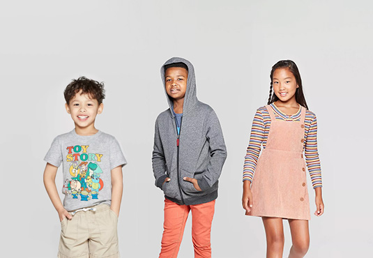 $10 Kids' Clothing from Target Freebie
