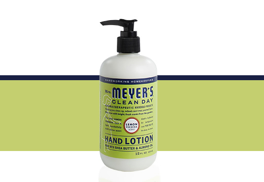 Mrs. Meyer's Lotion Open to All