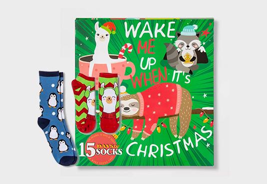 15 Days of Socks Gift Set Freebie