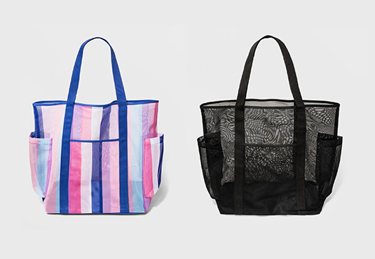 TWO (2) Mesh Tote Bags Freebie
