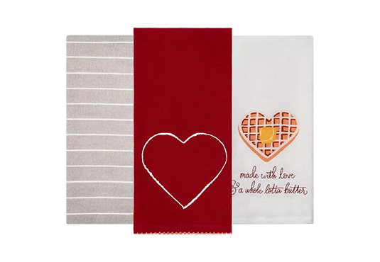 $10 to Spend on Kitchen Dish Towels Freebie