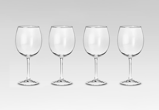 Wine Glasses Set Freebie