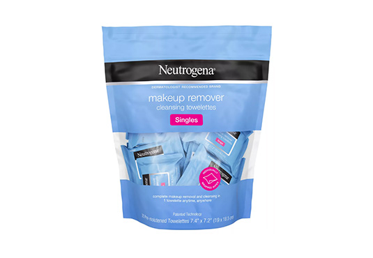 FREE Neutrogena Cleansing Facial Wipes
