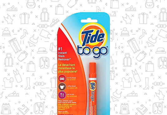 (2) Tide To Go Pens Freebie