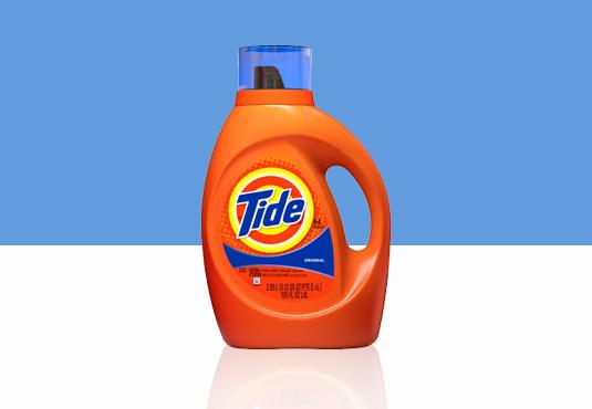 Tide Detergent Freebie