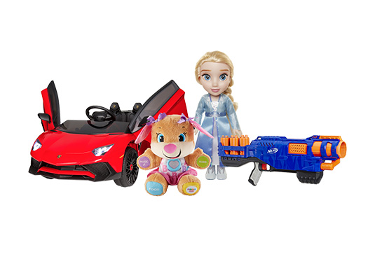 $10 to Spend on Holiday Toys Freebie