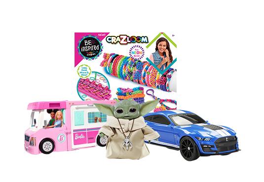 $10 off Toys at Walmart