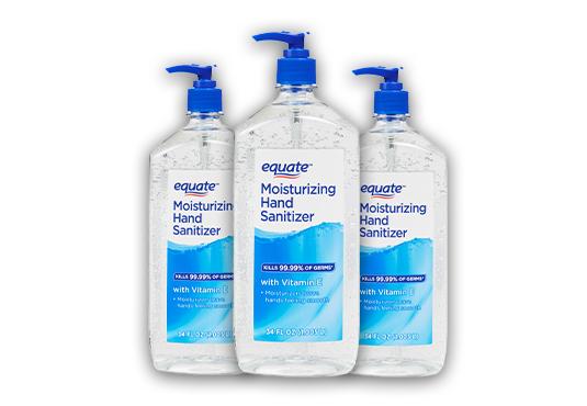 Equate Hand Sanitizer Freebie