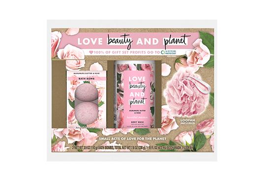 Love Beauty Planet Gift Set Freebie