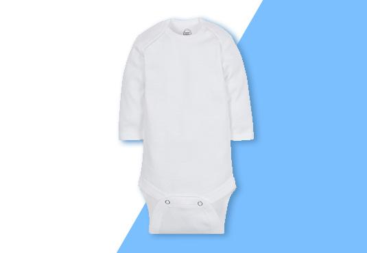 FREE Baby Long Sleeve Bodysuit...