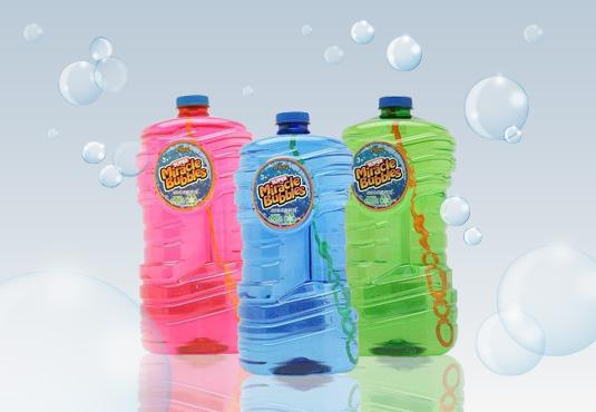 Super Miracle Bubbles Freebie