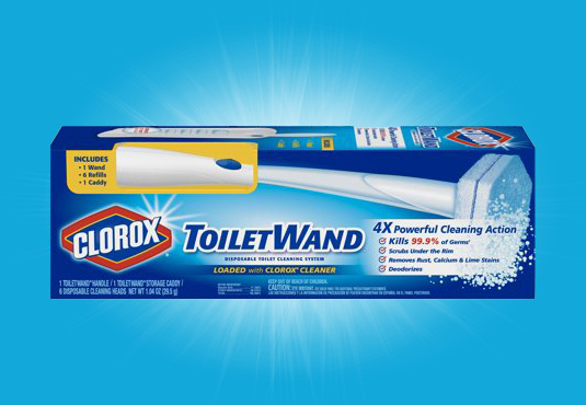 Clorox ToiletWand System and Refills