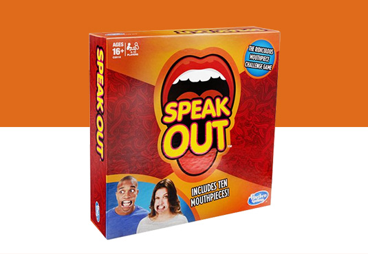 Speak Out Game Freebie
