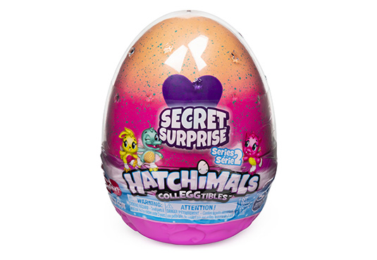 Hatchimals CollEGGtibles Secret Surprise Playset Freebie