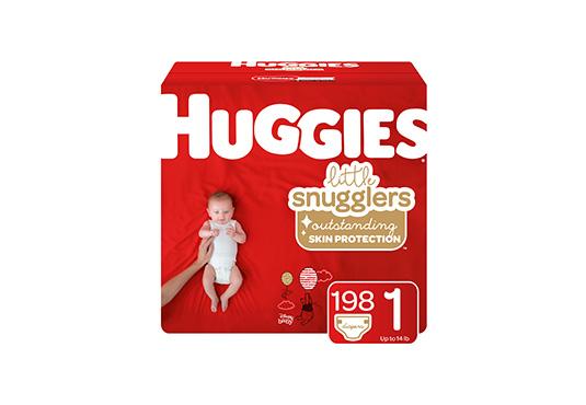 Huggies Diaper Freebie