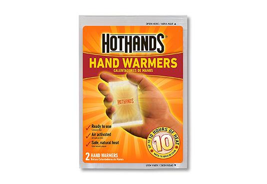 HotHands Hand Warmers Freebie