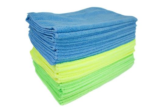 Microfiber Cleaning Cloths Freebie