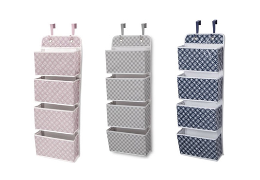 Nursery Wall Organizer Freebie