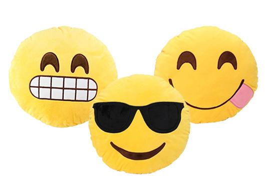 Emoji Cushion Pillow Freebie