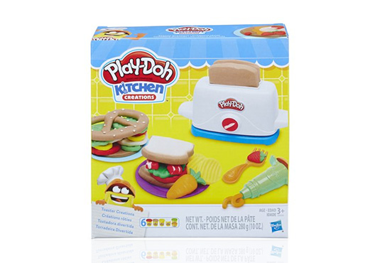 Play-Doh Kitchen Creations Freebie