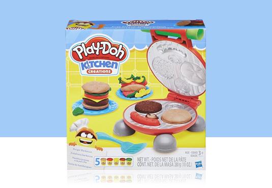 Play-Doh Kitchen Creations Freebie