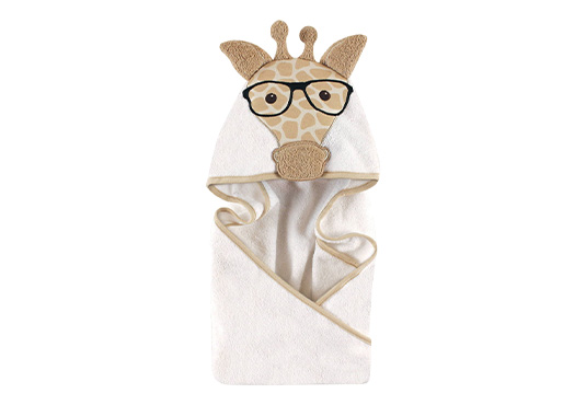 Hooded Baby Towel Freebie