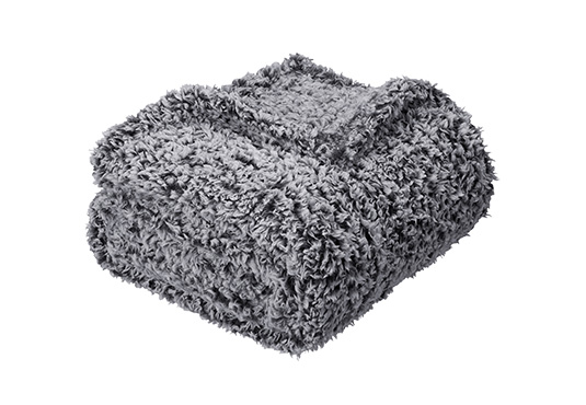Sherpa Throw Blanket Freebie