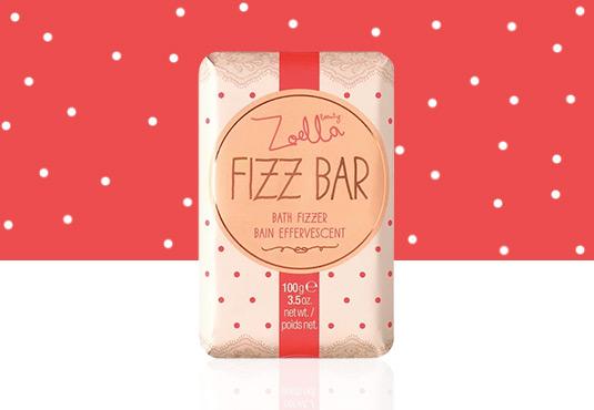 Zoella Fizz Bar Freebie