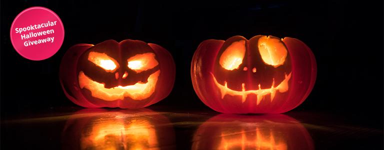 Spooktacular Halloween Giveaway