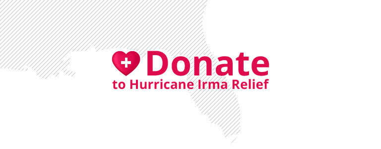 Hurricane Irma and Hurricane Harvey Donation