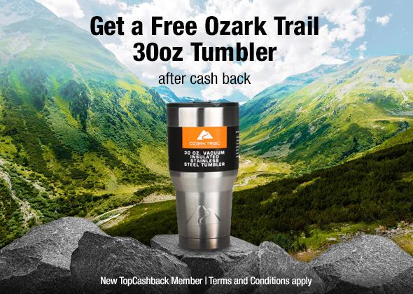 Ozark Tumbler Freebie