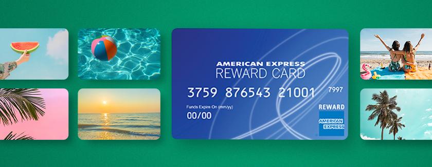 5% Payout Bonus on American Express® Virtual Reward Cards