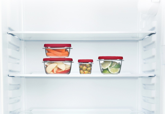 Free 24-Piece Rubbermaid Food Containers