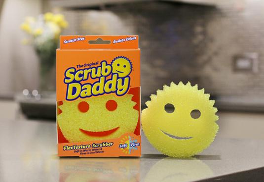 3 Free Scrub Daddy Sponges