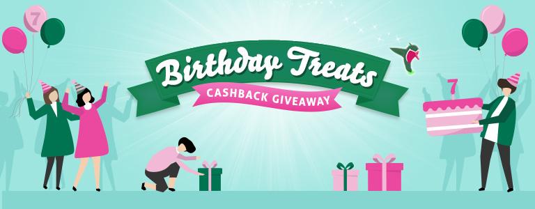 Birthday Treats Game