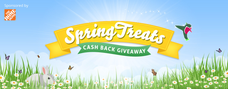 Spring Treats Game