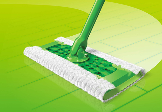 Free Swiffer Sweeper Starter Kit