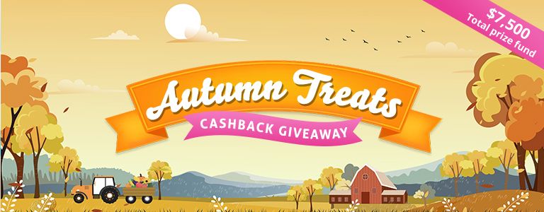 Autumn Treats Game 2021