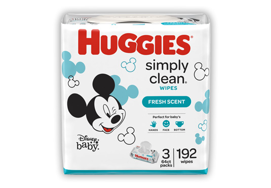 Huggies Baby Wipes Freebie