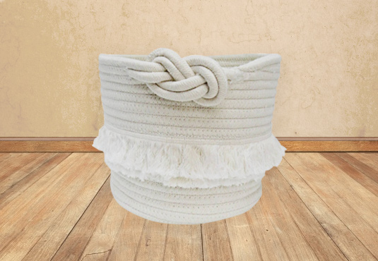 Free Decorative Rope Basket