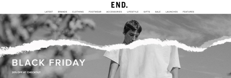 End Clothing