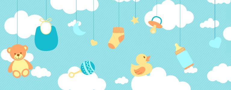 新生婴儿必备用品清单 - TopCashback母婴海淘