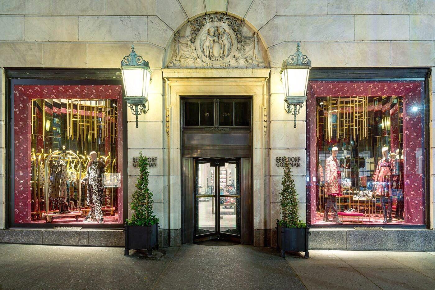 美国Bergdorf Goodman