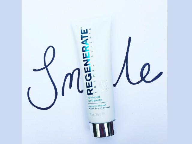 2018Beauty-Regenerate Toothpaste